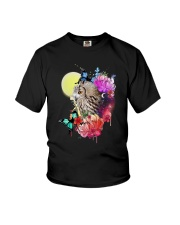 Owl Flower  Youth T-Shirt thumbnail