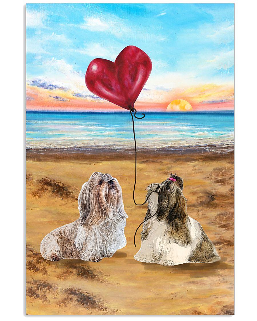 Shih Tzu Love 11x17 Poster