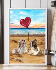 Shih Tzu Love 11x17 Poster lifestyle-poster-4