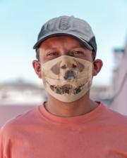 Awesome Puggle G82741 Cloth face mask aos-face-mask-lifestyle-06