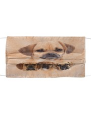 Awesome Puggle G82741 Cloth face mask front
