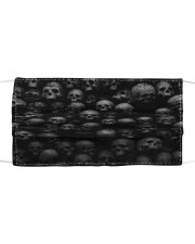 Skull Awesome H28848 Cloth face mask front