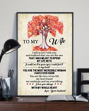 Family To My Wife 11x17 Poster lifestyle-poster-2