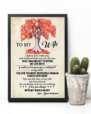 Family To My Wife 11x17 Poster lifestyle-poster-8