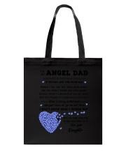 Family My Angel Dad Tote Bag thumbnail