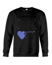 Family My Angel Dad Crewneck Sweatshirt thumbnail