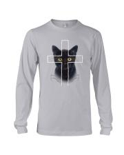 Black Cat Cross Long Sleeve Tee thumbnail