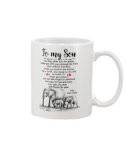 Family - My son - One day Mug front