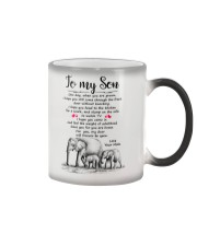 Family - My son - One day Color Changing Mug thumbnail