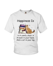 Cat Hapiness Youth T-Shirt tile