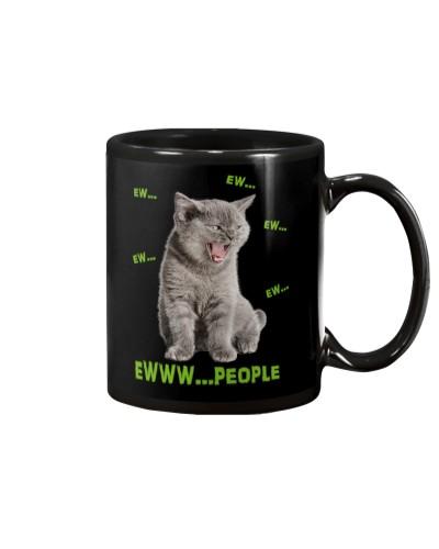 Cat Ew Ew People