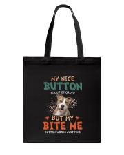 American Staffordshire Terrier Nice Tote Bag thumbnail