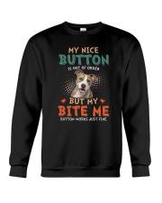American Staffordshire Terrier Nice Crewneck Sweatshirt thumbnail