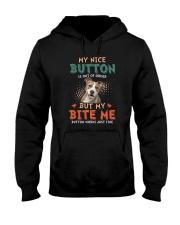 American Staffordshire Terrier Nice Hooded Sweatshirt thumbnail