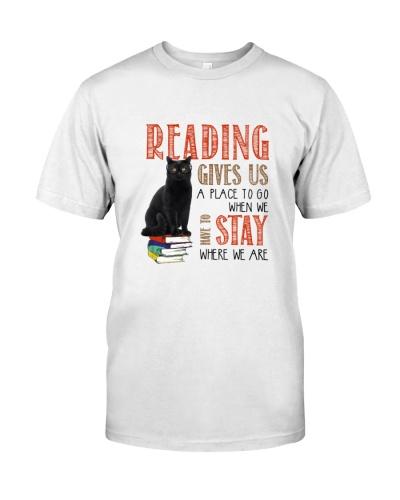 Black Cat Reading