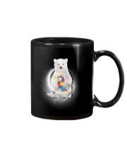Polar Bear and Autism Mug thumbnail
