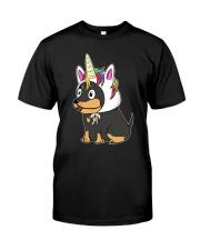 Doberman Pinscher Hat Classic T-Shirt thumbnail
