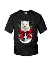 NYX - Polar Bear Noel - 0510 - A30 Youth T-Shirt thumbnail