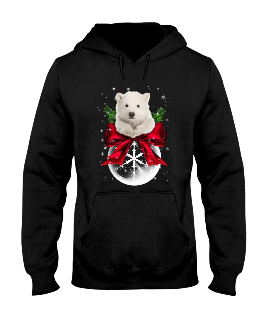 NYX - Polar Bear Noel - 0510 - A30 Hooded Sweatshirt