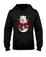NYX - Polar Bear Noel - 0510 - A30 Hooded Sweatshirt front