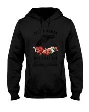 Loves Gun Hooded Sweatshirt thumbnail