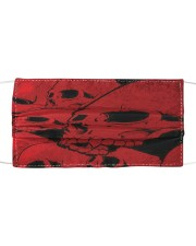 Red Skull G82604  Cloth face mask front