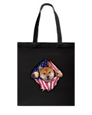 Shiba Inu Is My Power Tote Bag thumbnail