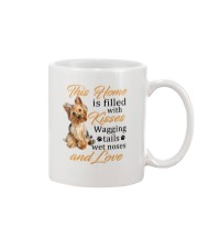 House Filled With Yorkshire Terrier Mug thumbnail