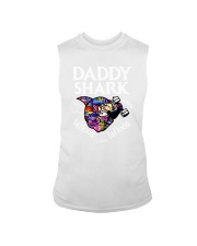 Daddy Shark Sleeveless Tee thumbnail