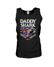 Daddy Shark Unisex Tank tile