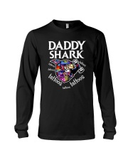 Daddy Shark Long Sleeve Tee thumbnail