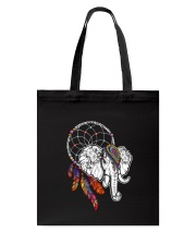 Elephant Dreamcatcher Tote Bag tile