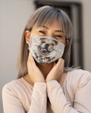 Awesome Bulldog G82707 Cloth face mask aos-face-mask-lifestyle-17