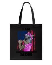 Miniature Schnauzer Mom Tote Bag thumbnail