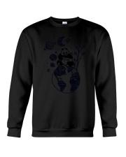 Panda Earth Crewneck Sweatshirt thumbnail