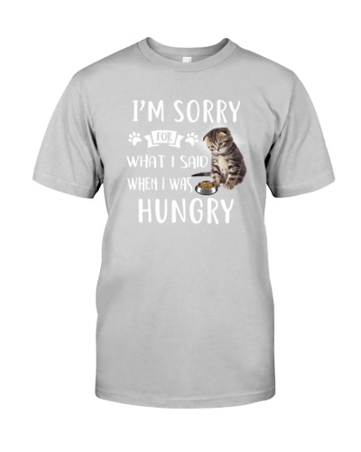 Cat Hungry