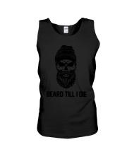 Beard Skull Unisex Tank thumbnail