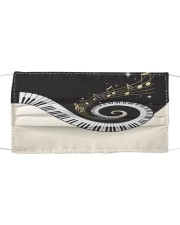 Piano Love T828 Cloth face mask front