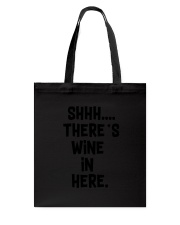 Wine In Here Tote Bag thumbnail
