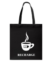 Coffee Recharge Tote Bag thumbnail