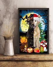 Labrador Retriever Two Sides 11x17 Poster lifestyle-poster-3