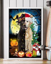 Labrador Retriever Two Sides 11x17 Poster lifestyle-poster-4