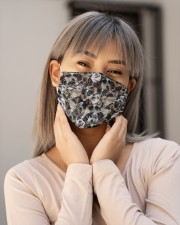 Australian Cattle Dog Awesome H28866 Cloth face mask aos-face-mask-lifestyle-17