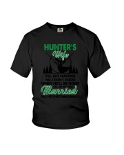 Hunter's Wife Youth T-Shirt thumbnail