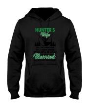 Hunter's Wife Hooded Sweatshirt thumbnail