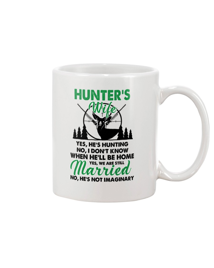 Hunter's Wife Mug