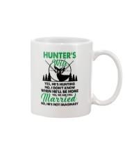 Hunter's Wife Mug front