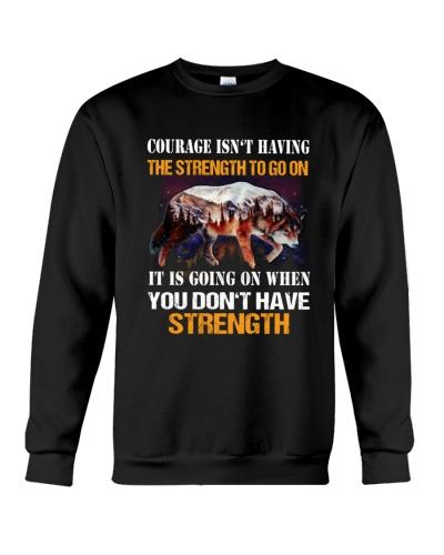 Wolf Strength