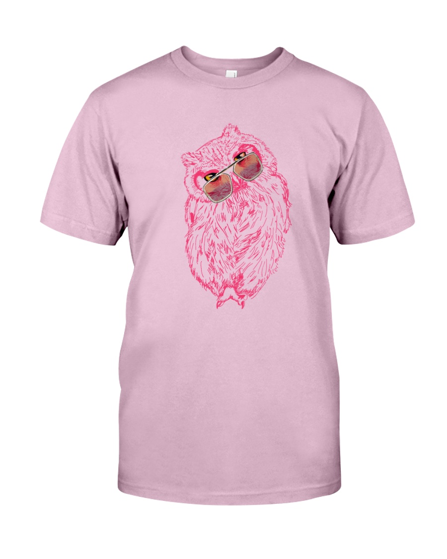 Owl Beautiful Classic T-Shirt