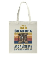 Papa Veteran T5TS Tote Bag thumbnail
